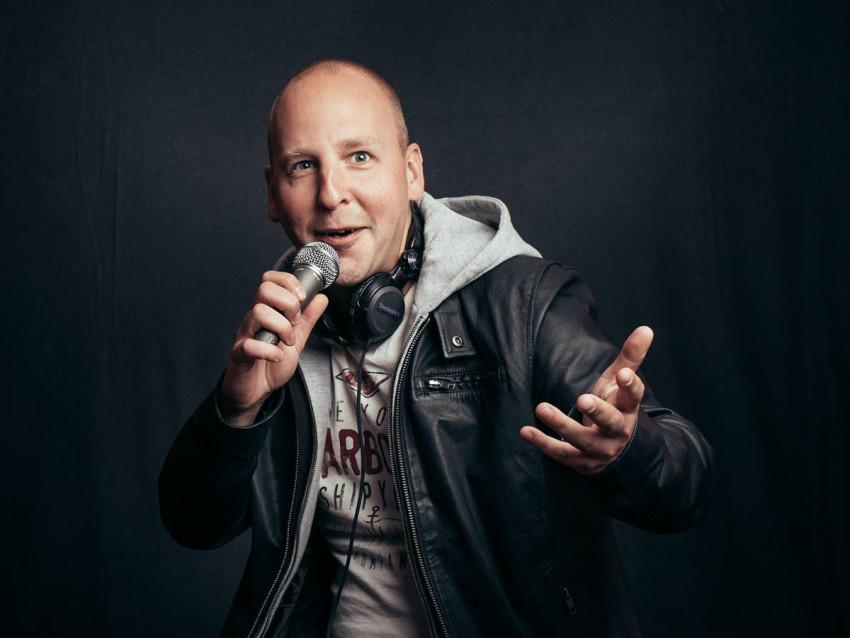 DJ Steve - Professioneller Discockey für alle Events
